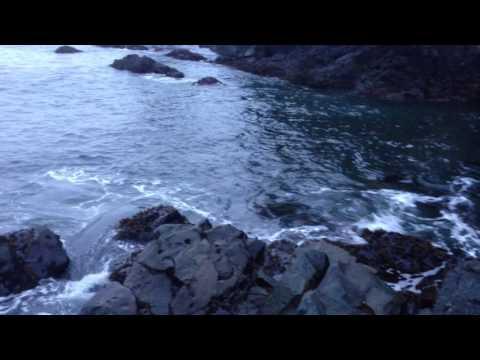 Crescent Beach in 360 Degrees, Adak, Alaska