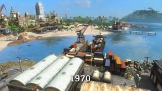 Tropico 3 - Through the Years