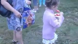 Яблоки в карамели и другие фрукты / Видео наших клиентов