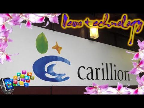 £100m in Government-backed loans for Carillion  - News Techcology