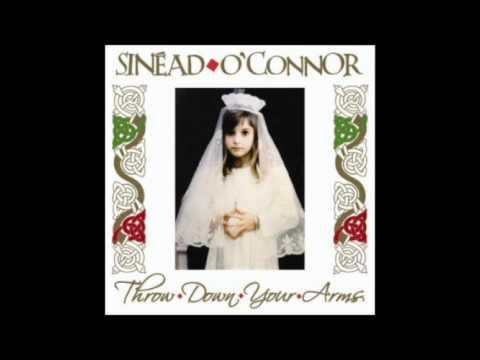 Sinead O'connor-Throw Down Your Arms.avi-שינייד אוקונור