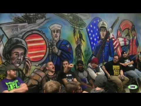 Marek Brave Vs Nate Redwing 3xwrestling Heavyweight Championship Pure Title Match