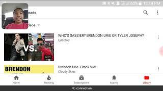 Reacting to.... WHO'S SASSIER?BRENDON URIE OR TYLER JOSEPH?