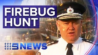 Police Investigating If Rappville Fire Was Deliberately Lit | Nine News Australia
