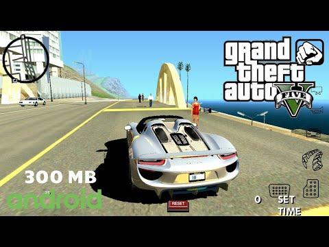 GTA V GRAPHICS 2019 HD Mod Pack For GTA San Andreas Android | GTA Mods