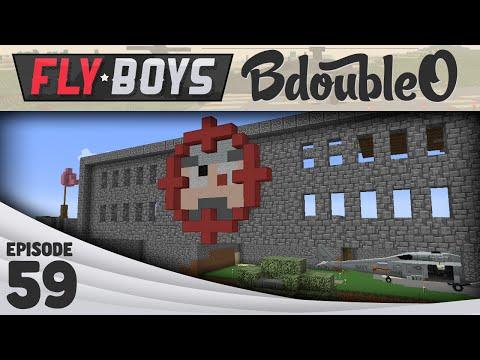 Minecraft Mods - FlyBoys :: Derp Head! :: Episode 59