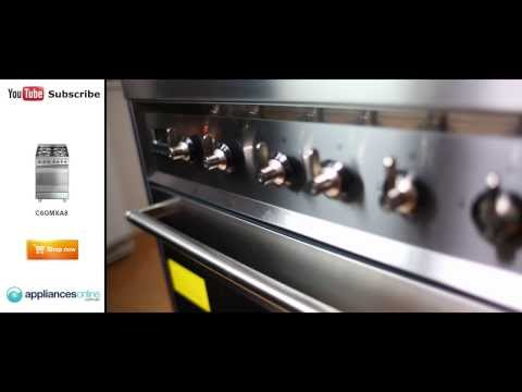 The Smeg C6GMXA8 Freestanding Smeg Dual Fuel Oven/Stove explained by expert - Appliances Online