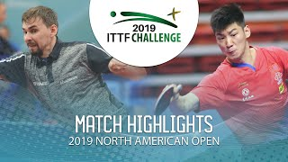 Кирилл Скачков vs Xue Fei | North American Open 2019 (R32)