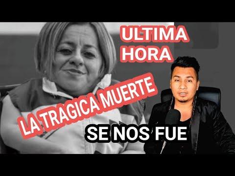 Download LA CHIQUI DIPUTADA SE NOS FUE AL OTRO MUNDO ULTIMA HORA!