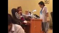 Woman's racist tirade against Asian nail salon owner caught on camera