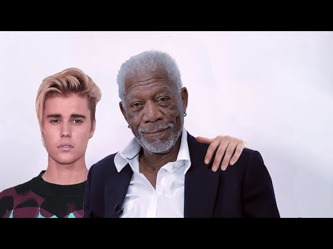 Morgan Freeman Cover - Love Yourself - Justin Bieber
