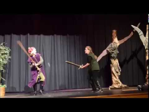 "Harrisburg Academy's ""The Shakespeare Experience"" Mini-Camp - 2017"