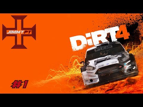 DiRT 4 #1 National Clubman e National Rally B