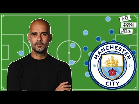 Pep Guardiola's Manchester City Tactics In 2019/20 Explained   Season Preview   Tactical Analysis