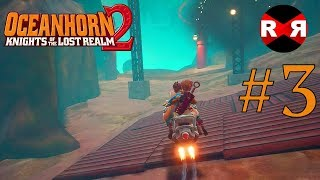 Oceanhorn 2: Knights of the Lost Realm - Apple Arcade - 60fps TRUE HD Walkthrough Gameplay Part 3