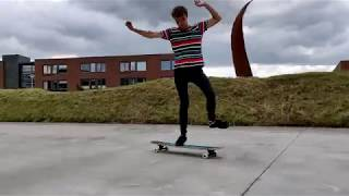 Winschoten Magic - Longboard Dance x Freestyle
