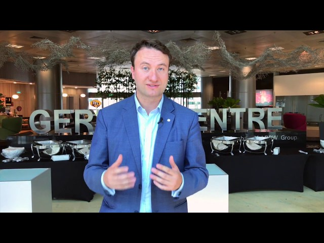 BVK im Gespräch mit Mark Hauptmann: