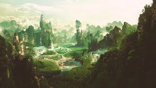 Beautiful Chinese Music - The Secret Forest