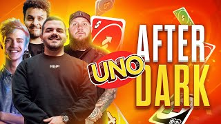 THE RETURN OF AFTER DARK UNO WITH NINJA, TIM, AND MARCEL! THINGS GET OUT OF HAND!