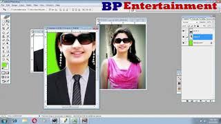 Create PP Size Photo कसरी बनाउने / BP Entertainment