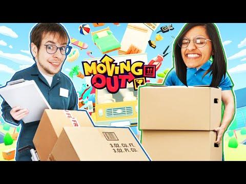 VI FLYTTER UD - Moving out Episode 1