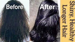 Hair Mask For Shiny Strong Healthy and Long Hair Home Remedie for healthy hair by ShaRim Vlogs