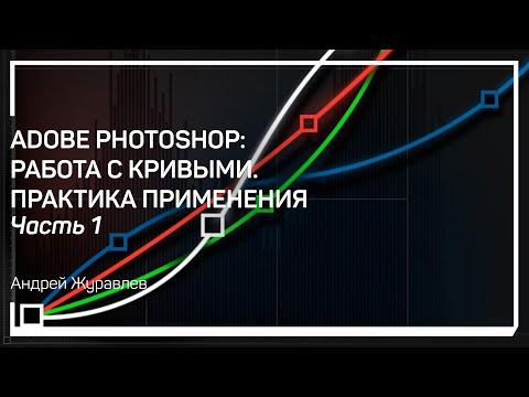 Механизм работы кривых. Adobe Photoshop: Работа с кривыми. Практика применения. Андрей Журавлев