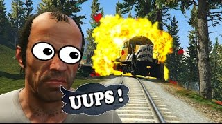 GTA 5 Fails & Funny Moments: #10 (Grand Theft Auto V Compilation)