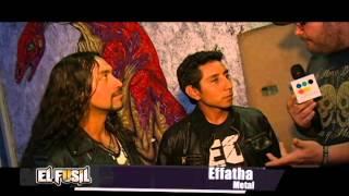 Video Effatha con Fher Jara en El Fusil download MP3, 3GP, MP4, WEBM, AVI, FLV Oktober 2018