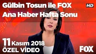 Lazer epilasyon vücudunu yaktı... 11 Kasım 2018 Gülbin Tosun ile FOX Ana Haber Hafta Sonu