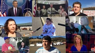 Voices from a tragedy: Oregon school shooting