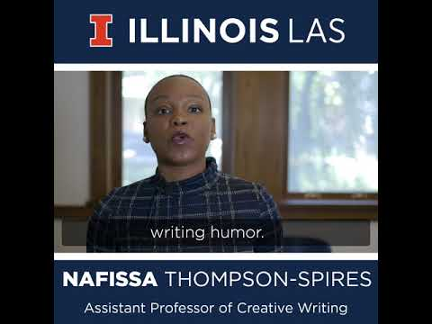 New LAS Faculty: Nafissa Thompson-Spires, Department of English ...