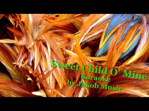 Sweet Child o' Mine (Piano Karaoke Cover)
