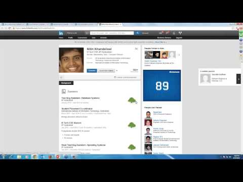 How LinkedIn Xray Search works for recruiters