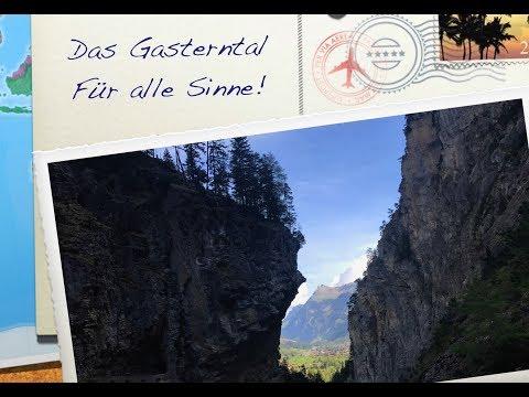Hiking in the Gasterntal - The gastern valley, Kandersteg