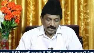 MaaNabi (Sal) avargal thantha Unmai Islam Ep:66 Part-1 (24/10/2010)