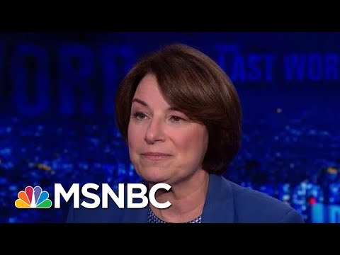 "Sen. Amy Klobuchar: ""It's Not American"" To Block Election Security Measures 