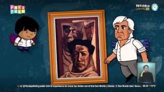 Zamba - Excursión al Museo de Bellas Artes: Oswaldo Guayasamín
