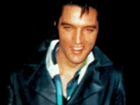 Elvis - Walking in Memphis.