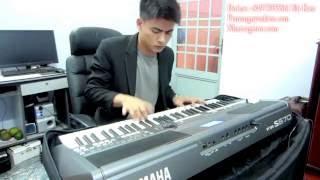 Đàn Organ S670 Như Giấc Chiêm Bao - Nguyễn Kiên