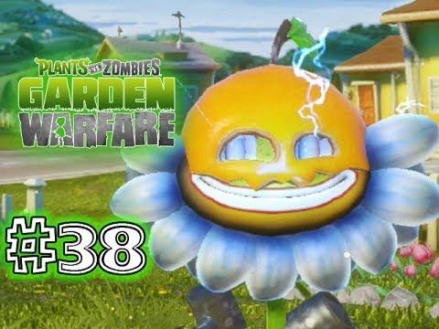 Plants Vs. Zombies - GARDEN WARFARE - PART 38 - FLOWER POWER! (HD GAMEPLAY)