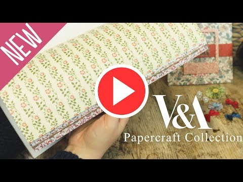 V&A Collection | *NEW* PAPERCRAFT COLLECTION