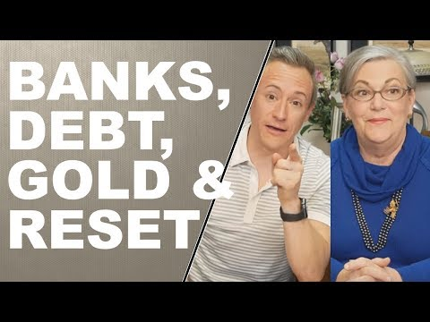 BANKS, DEBT, GOLD and RESET: Q&A with Eric Griffin and Lynette Zang - 2/27/18