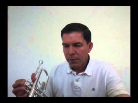 Ejercicios para mejorar las notas agudas y sobre agudas en trompeta