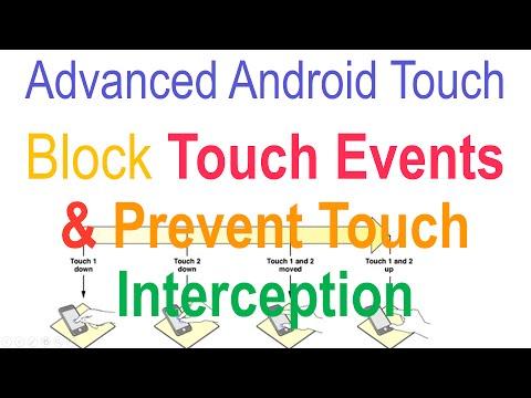 234 Android onTouchEvent Part 4 |