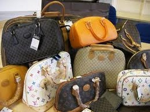 Going Undercover To Buy A SUPER Fake High End Handbag - YouTube