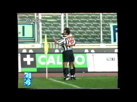 Juventus - Sampdoria 2-0 (01.11.1998) 7a Andata Serie A.