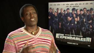 Wesley Snipes talks life after prison