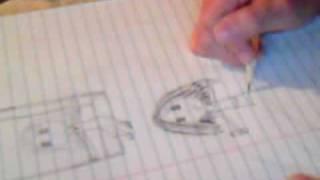 drawing emo girl