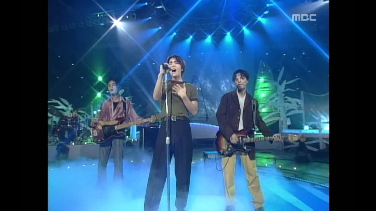 Position - Love without regret, 포지션 - 후회없는 사랑, MBC Top Music 19960803